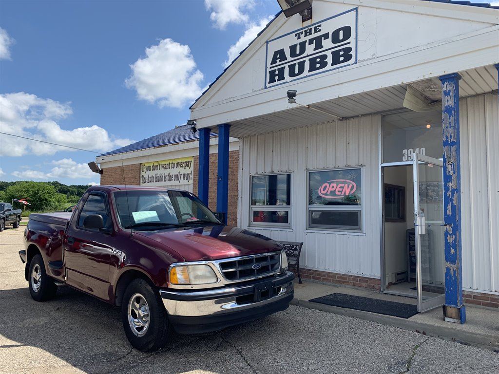 1997 Ford F150 7160b The Auto Hubb Used Cars For Sale